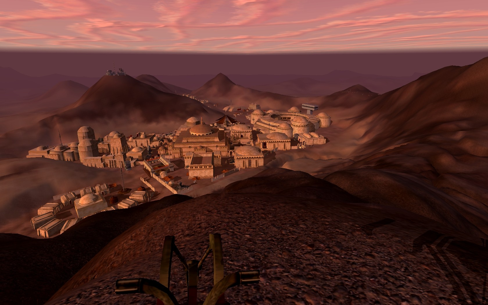 Star Wars Galaxies - Bestine Township