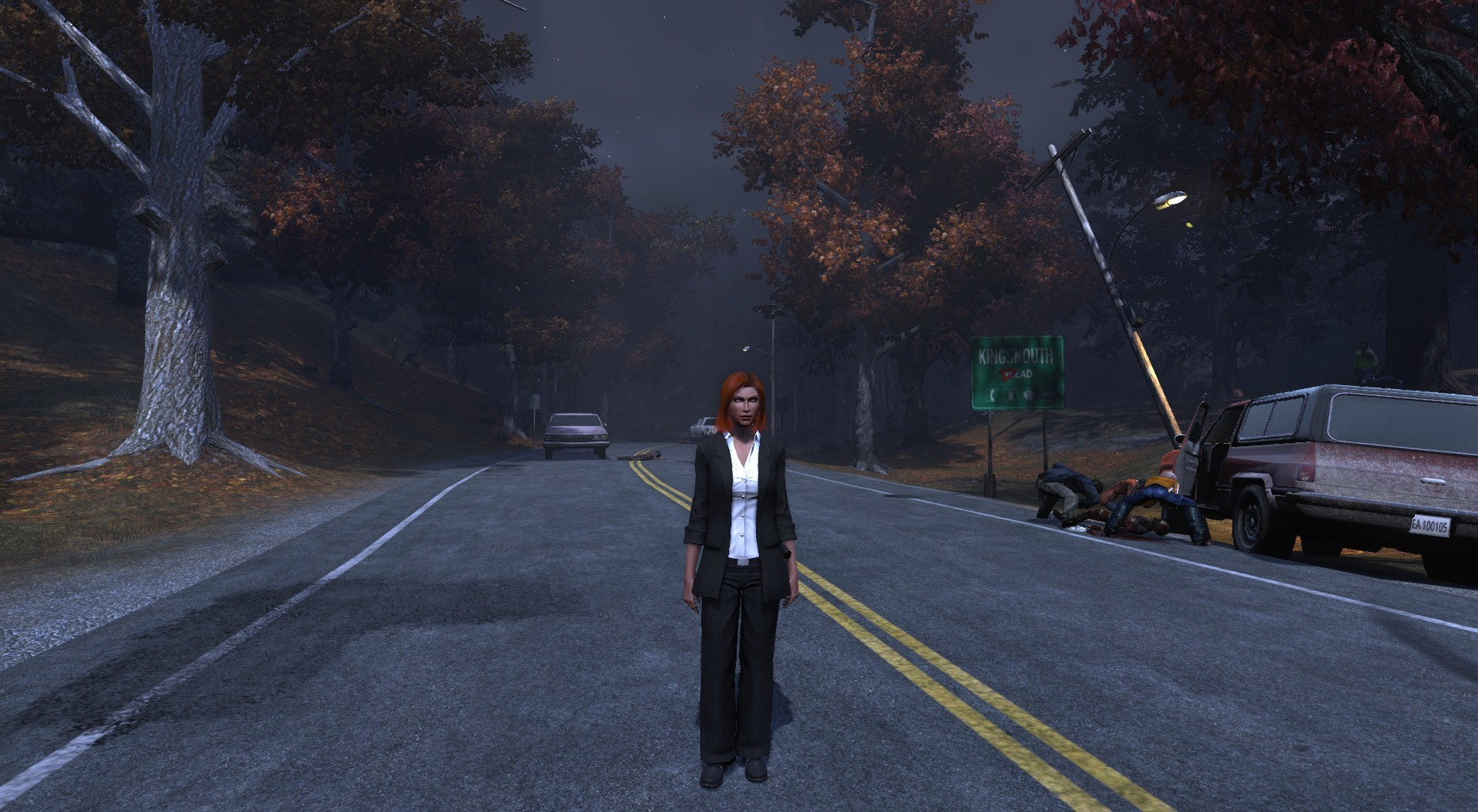 The Secret World - Agent Scully in The Secret World