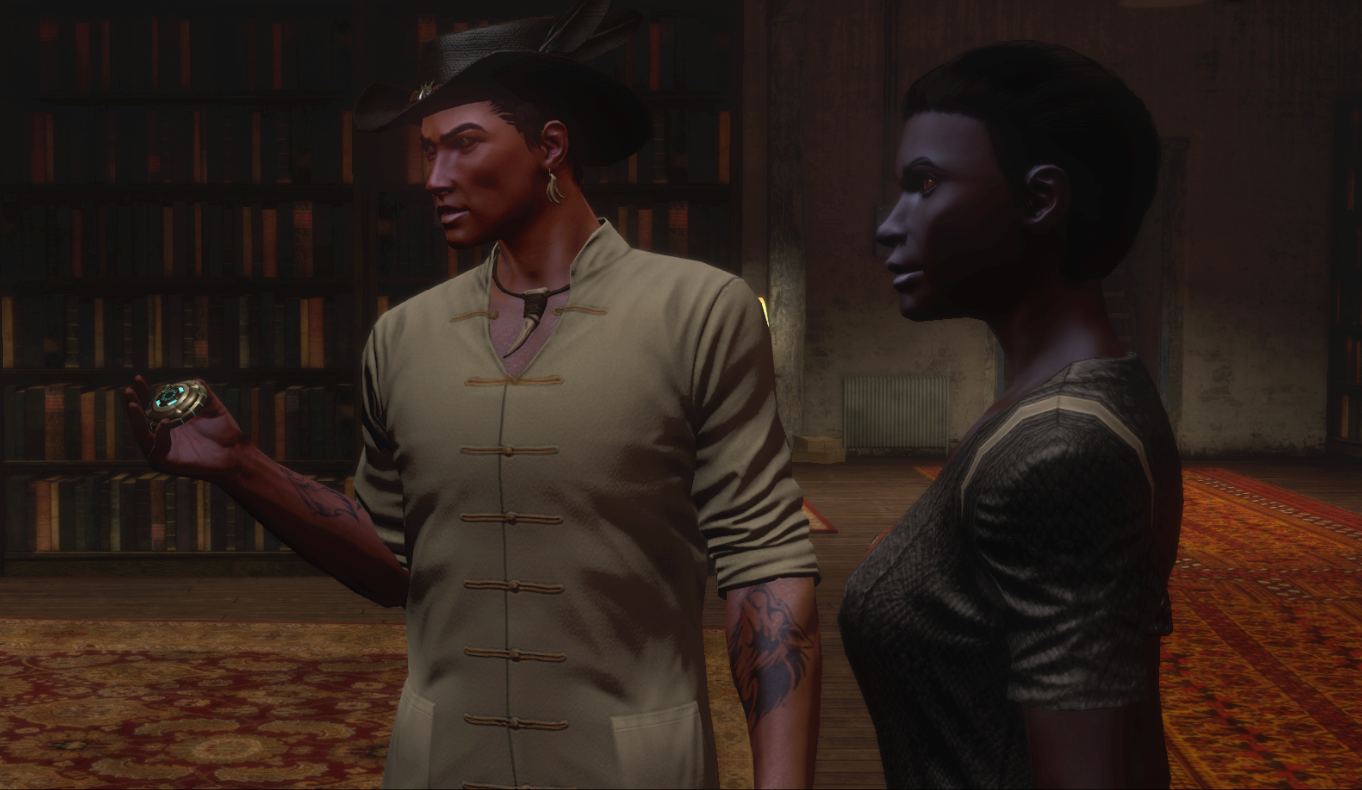 The Secret World - Hats n' tats