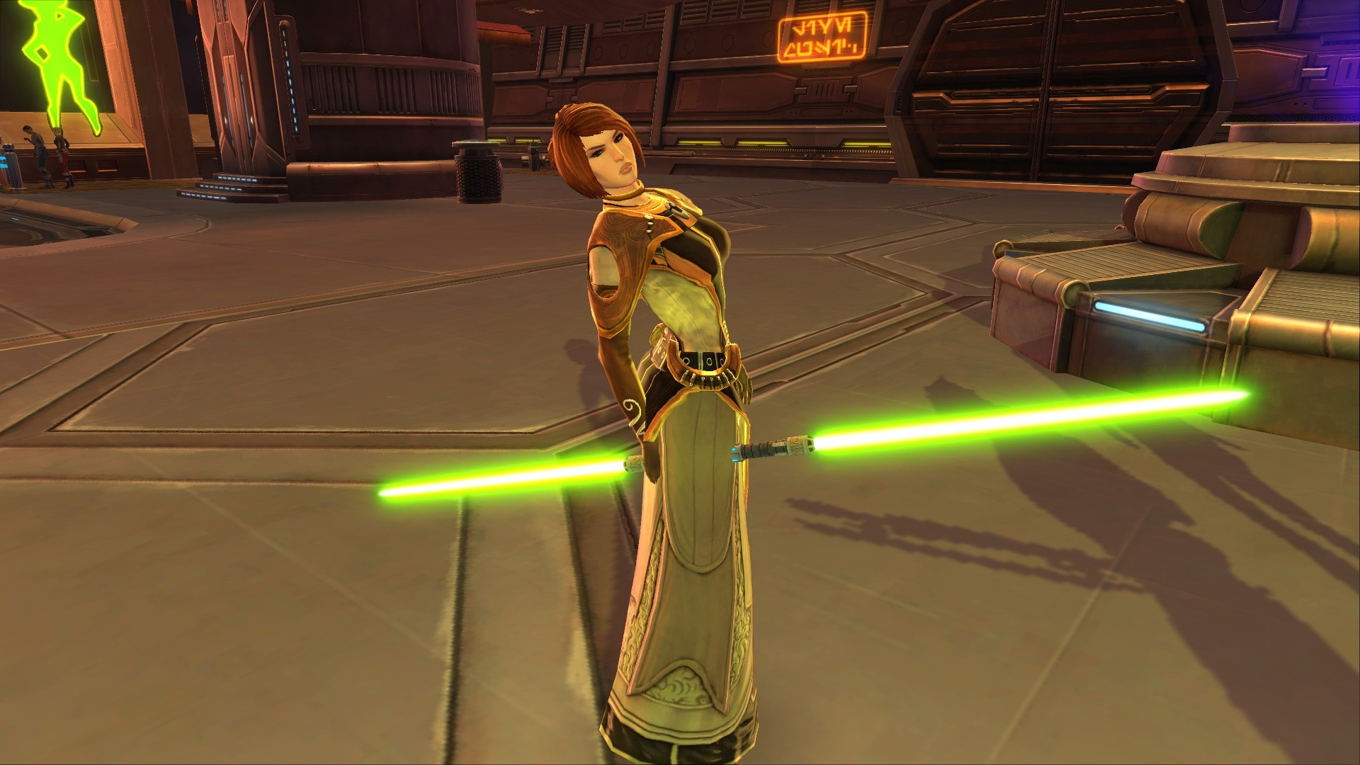 Star Wars: The Old Republic - what a sick game