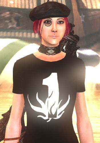 Monocle and t-shirt from TSW 1st anniversary event