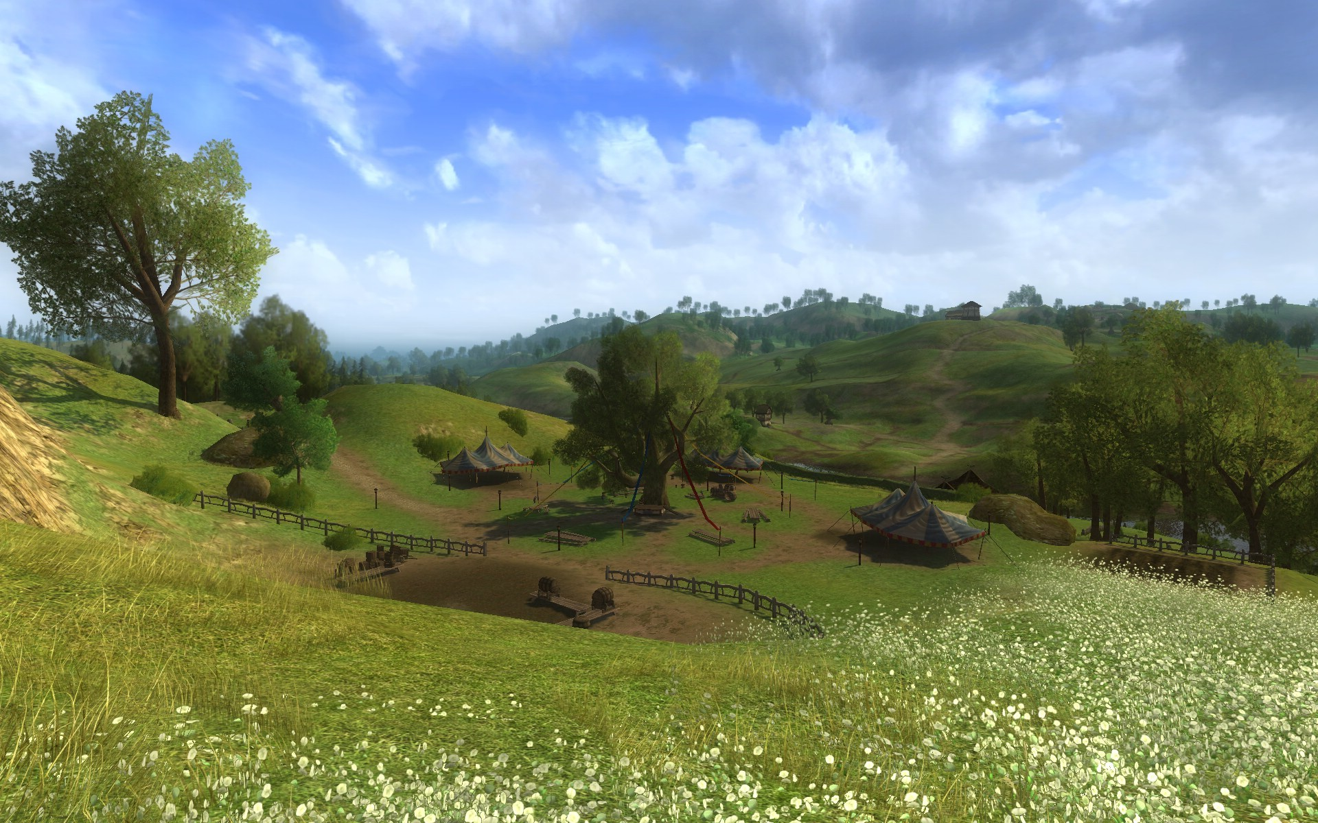 Lord of the Rings Online - Summer Day