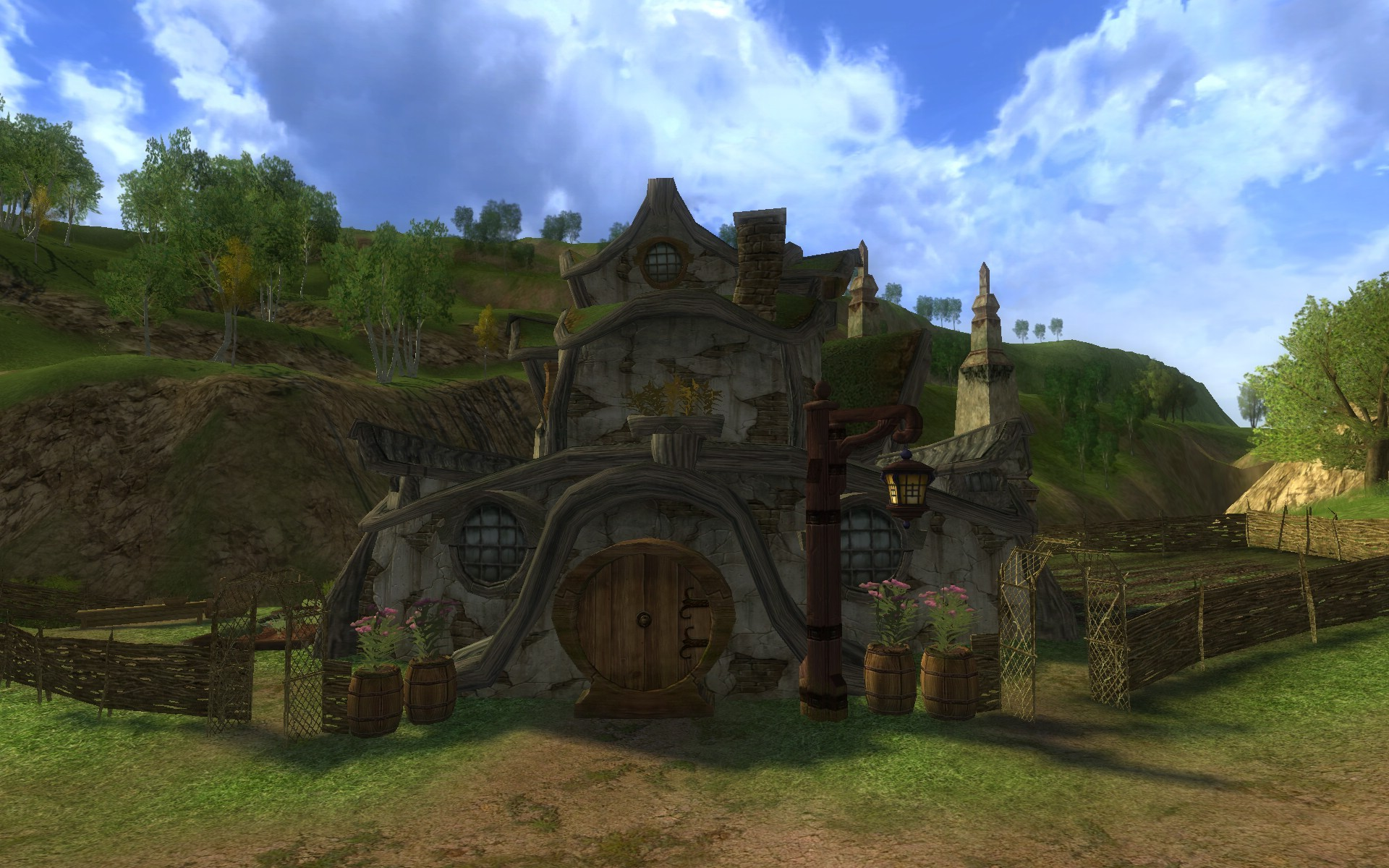 Lord of the Rings Online - Old Home