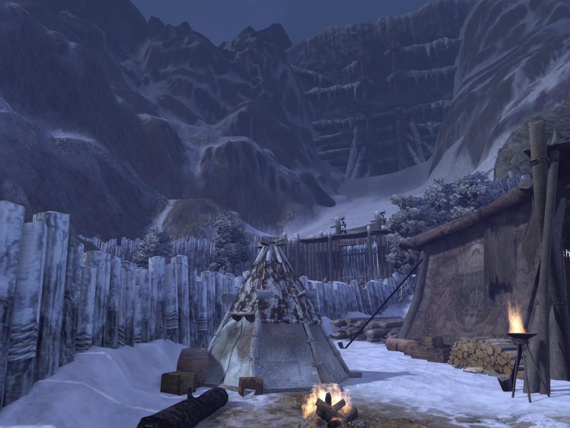 Age of Conan: Unchained - The camp of happiness