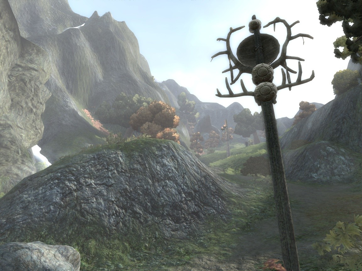 Age of Conan: Unchained - Conall's Valley