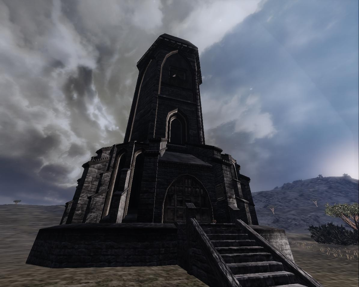 Mortal Online - Tier 2 Tower in MO