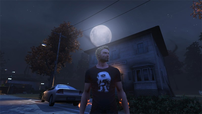 The Secret World - Gotta love that pre-order shirt...