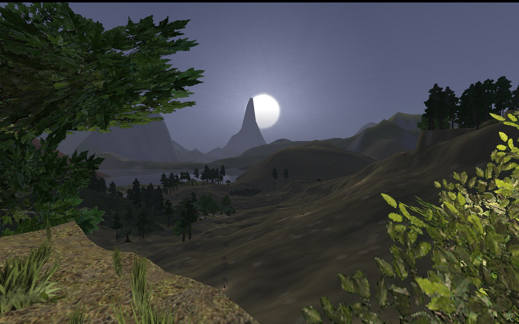 Wurm Online - Sunset Hunting Grounds