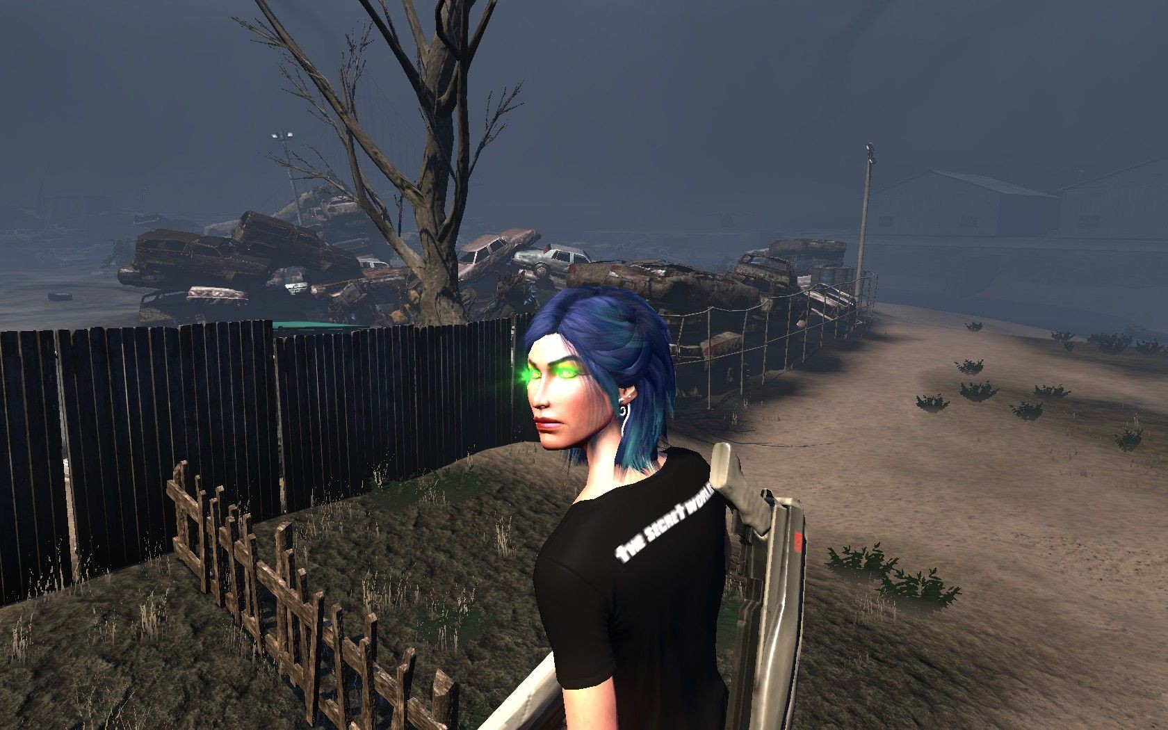 The Secret World - TSW Green Eyes
