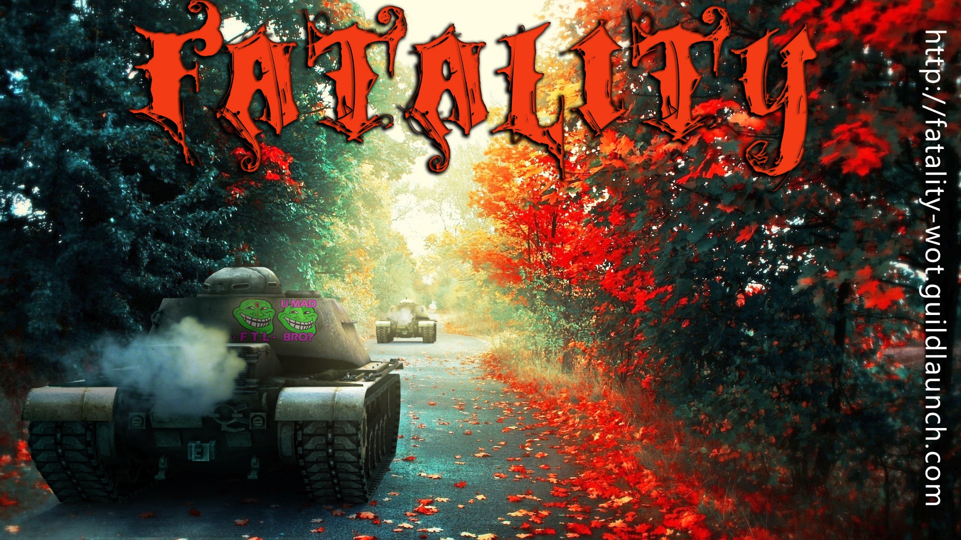 FTL FTLTY CLAN WALLPAPER WORLD OF TANKS