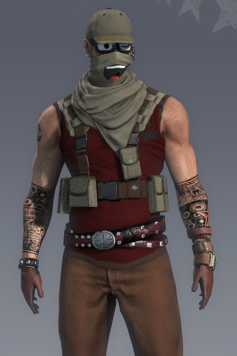 APB: Reloaded - my main character. (pixelated because the site blows it up slightly)