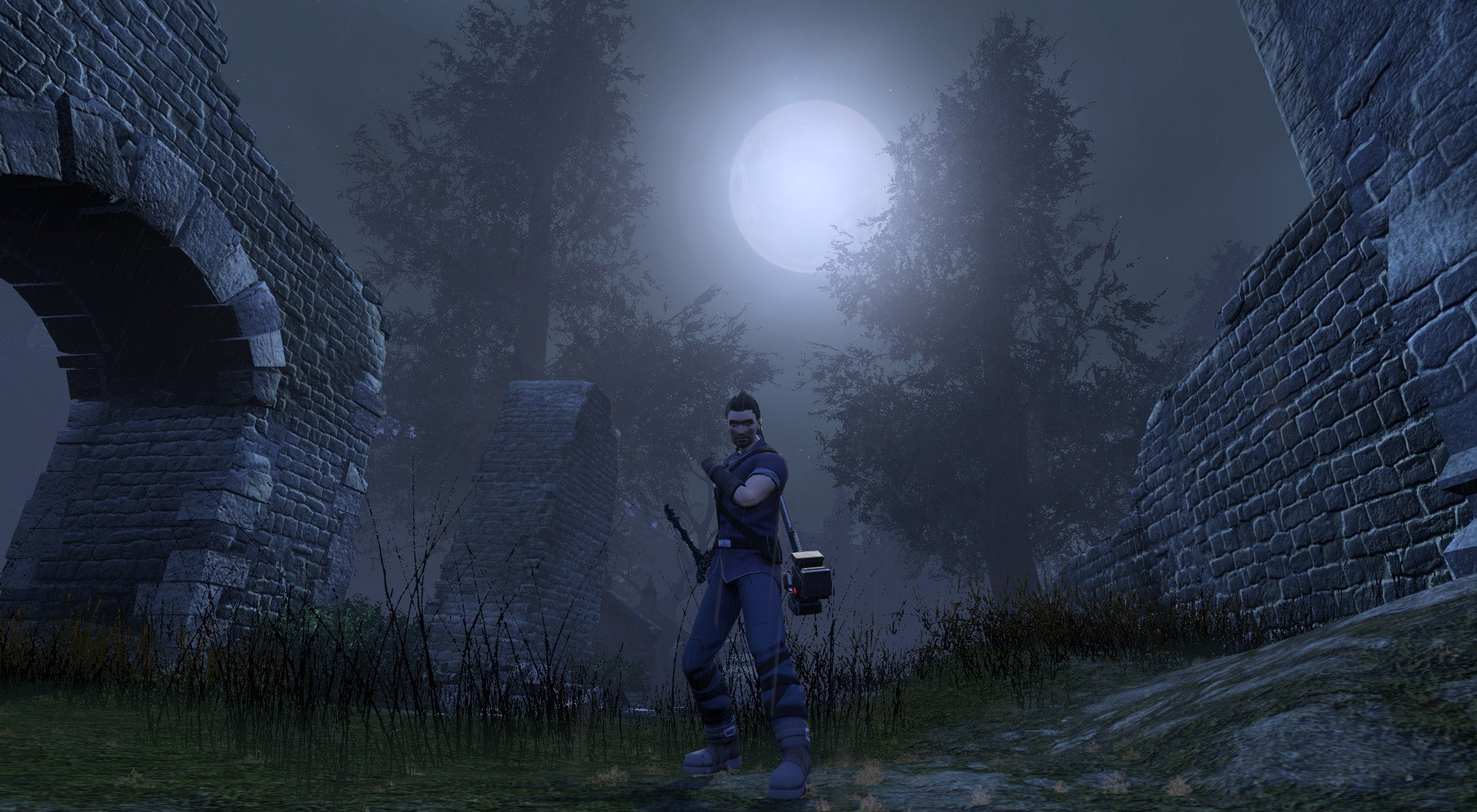 The Secret World - Goon, under the moon.