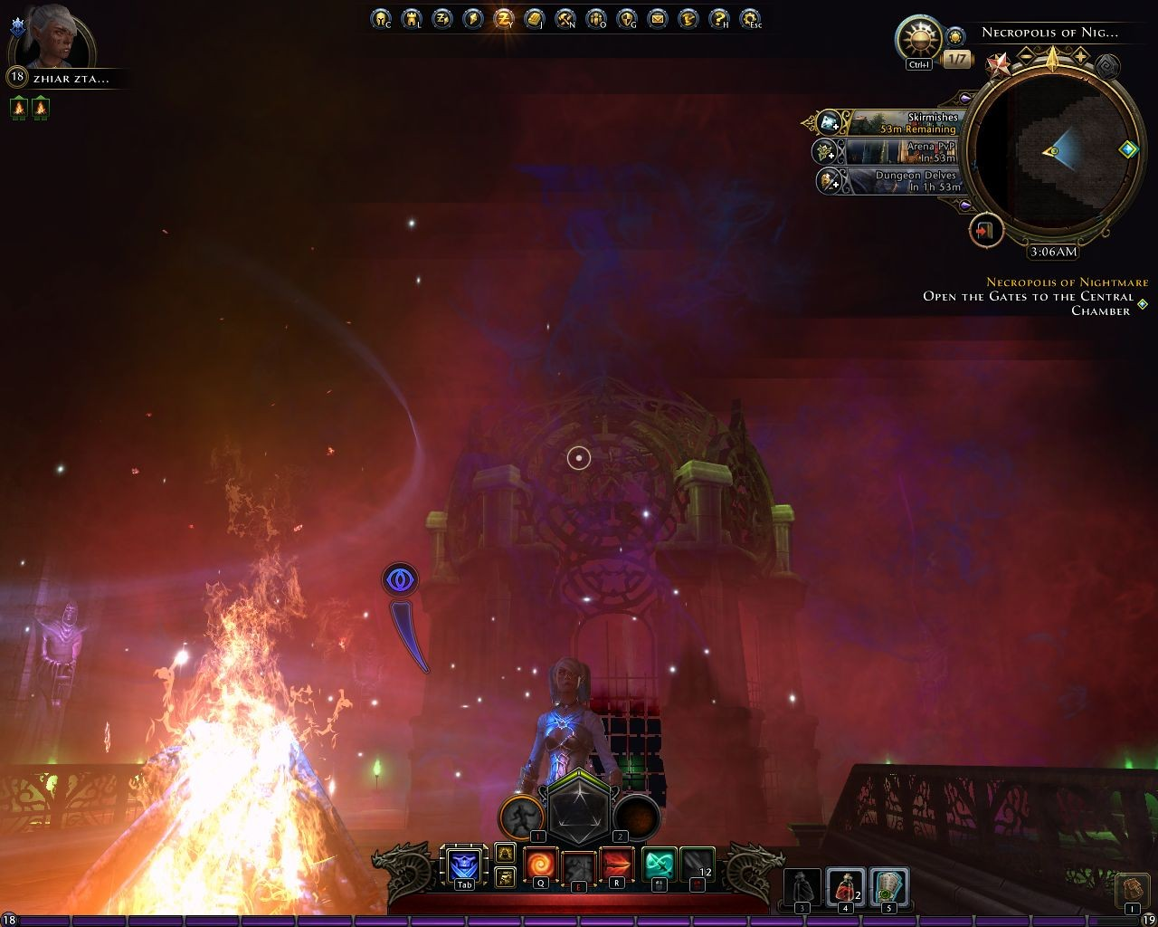 Neverwinter - from the ending of a foundry mission in neverwinter