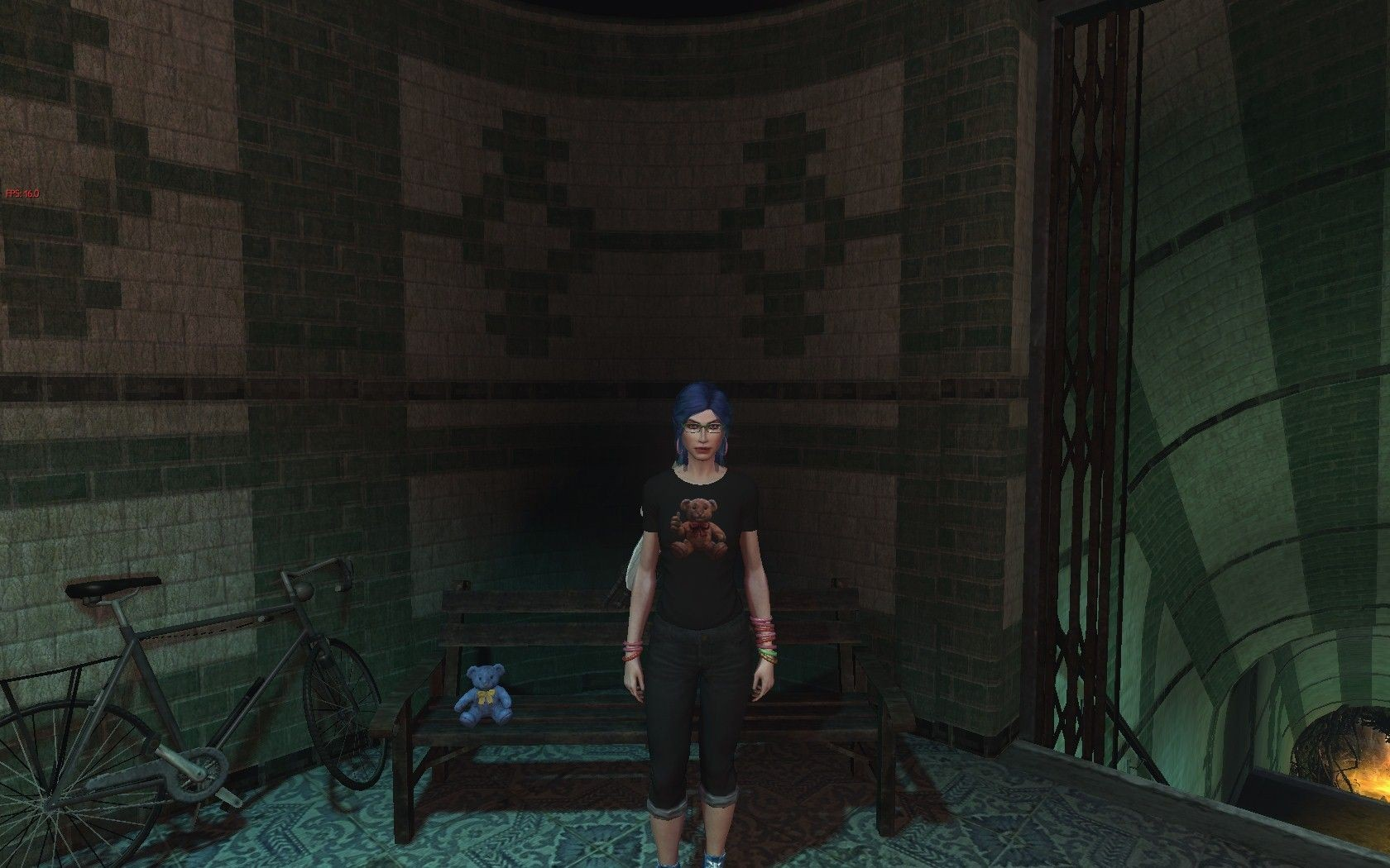 The Secret World - Issue 7 Achievement Pet and T-Shirt