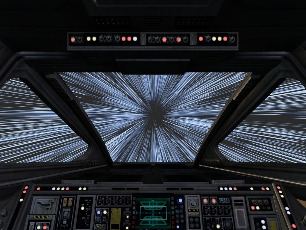Star Wars Galaxies - Jump to Hyperspace