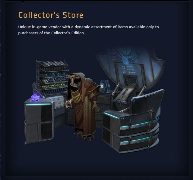 SWToR CE Store