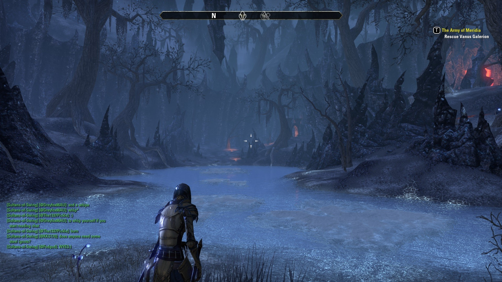 Elder Scrolls Online - When Hell Freezes Over...