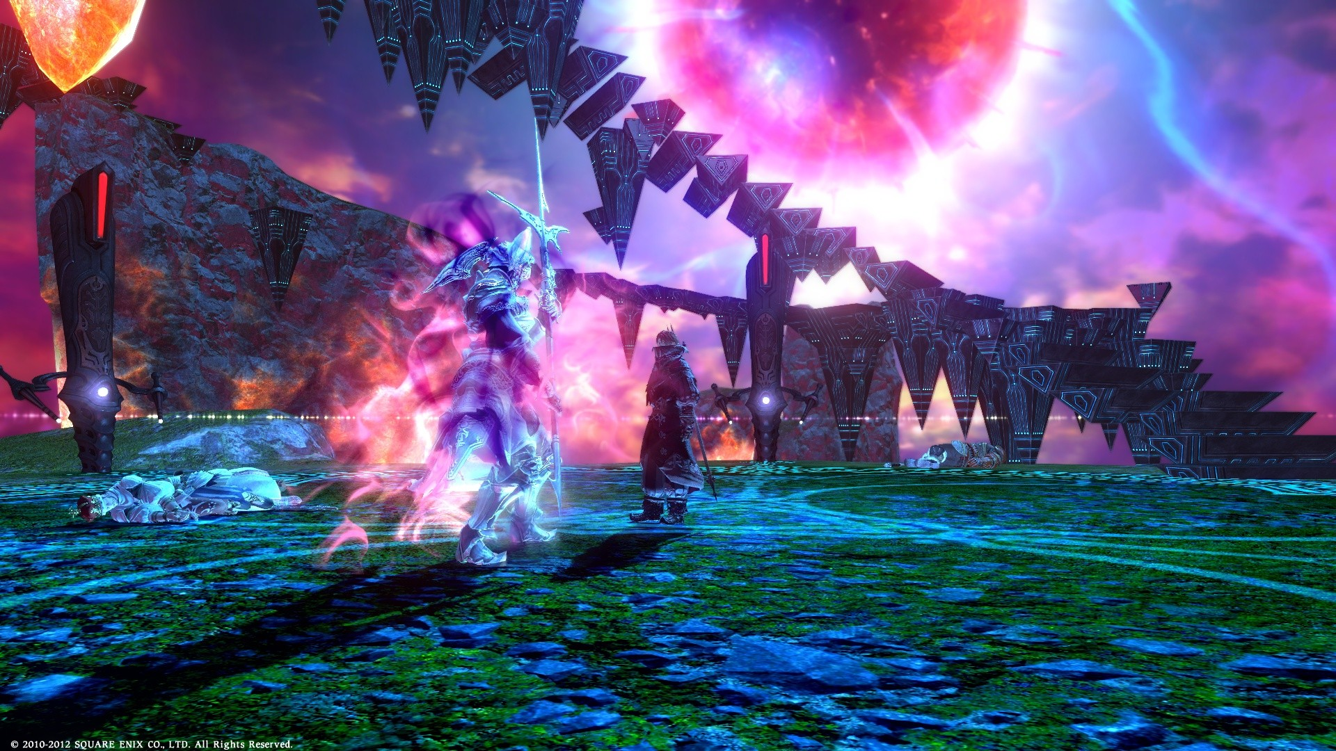 Final Fantasy XIV: A Realm Reborn - The Final Battle...?