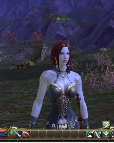Aion character 3