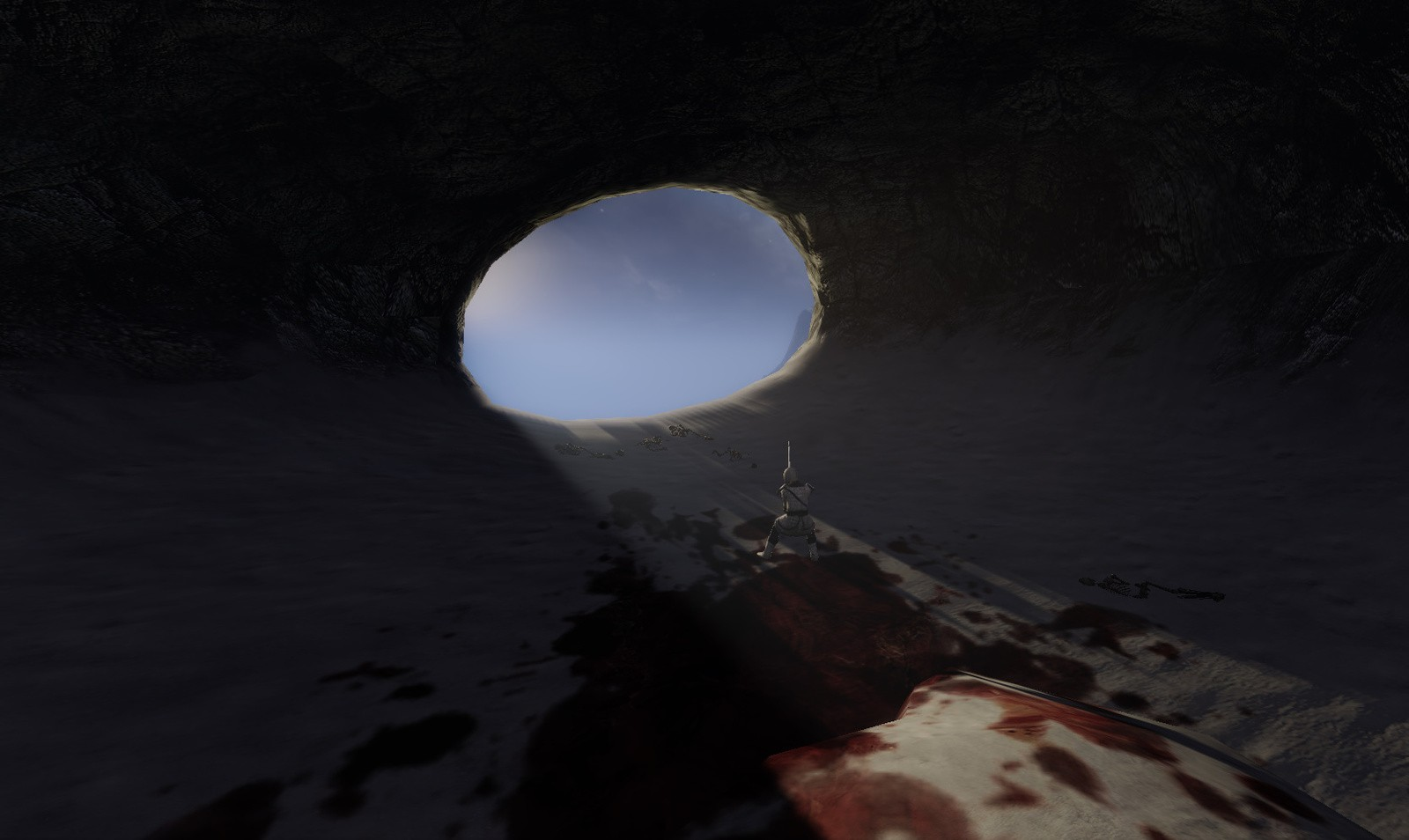 Mortal Online - Cave in Mortal Online