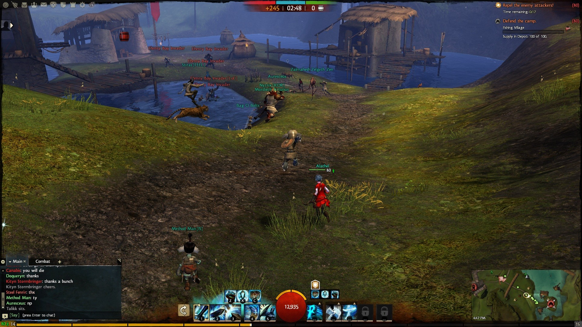 Guild Wars 2 - WvW