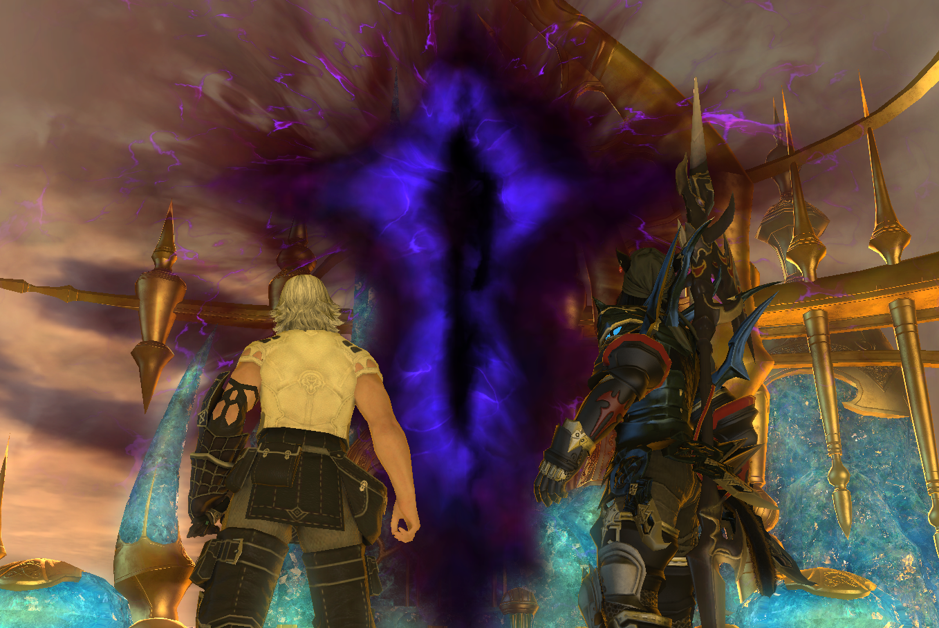 Final Fantasy XIV: A Realm Reborn - A Crack into the Void