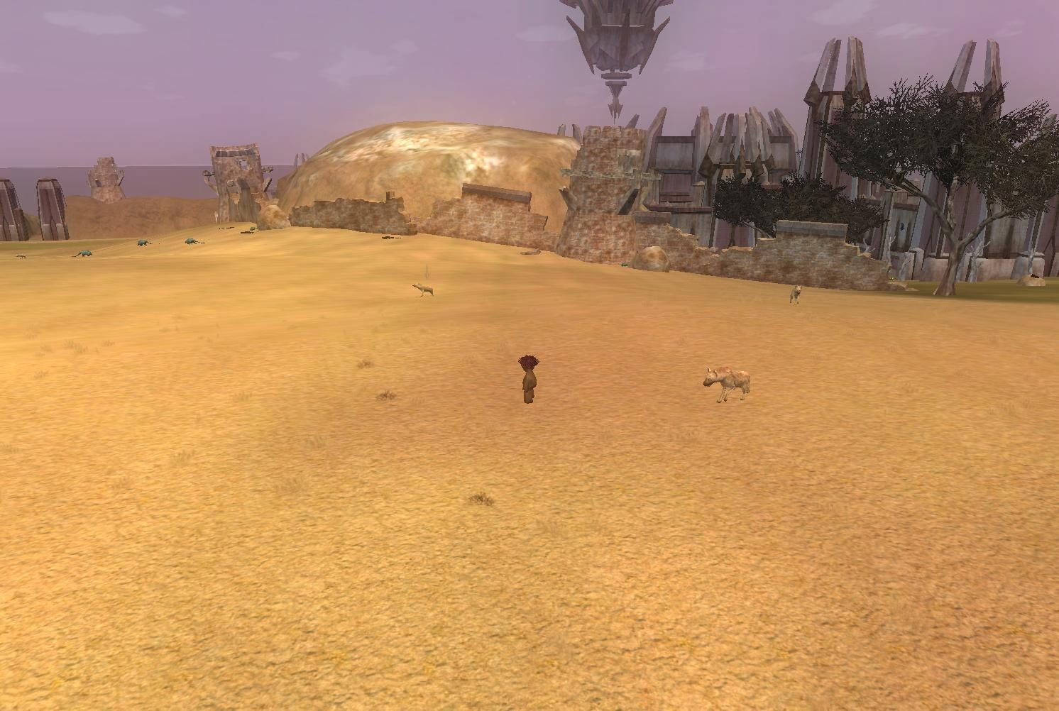 EverQuest II - My fave spot in EQ2 because of beta memories