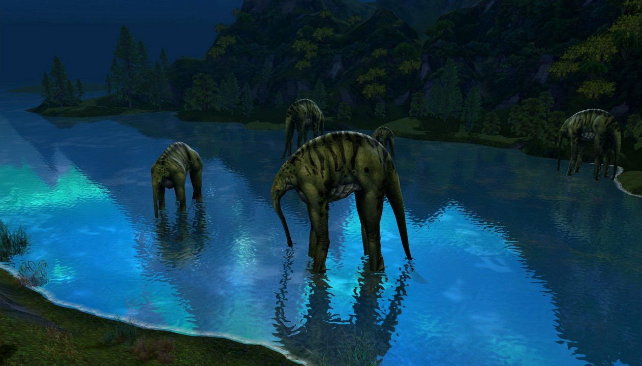 Aion - The Dinophants?