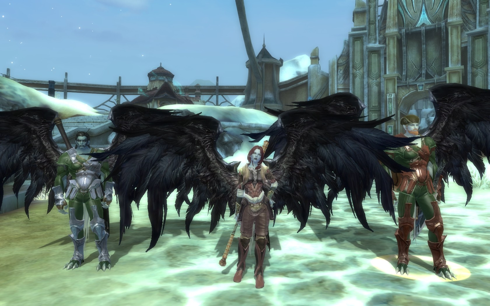 Aion - Crows
