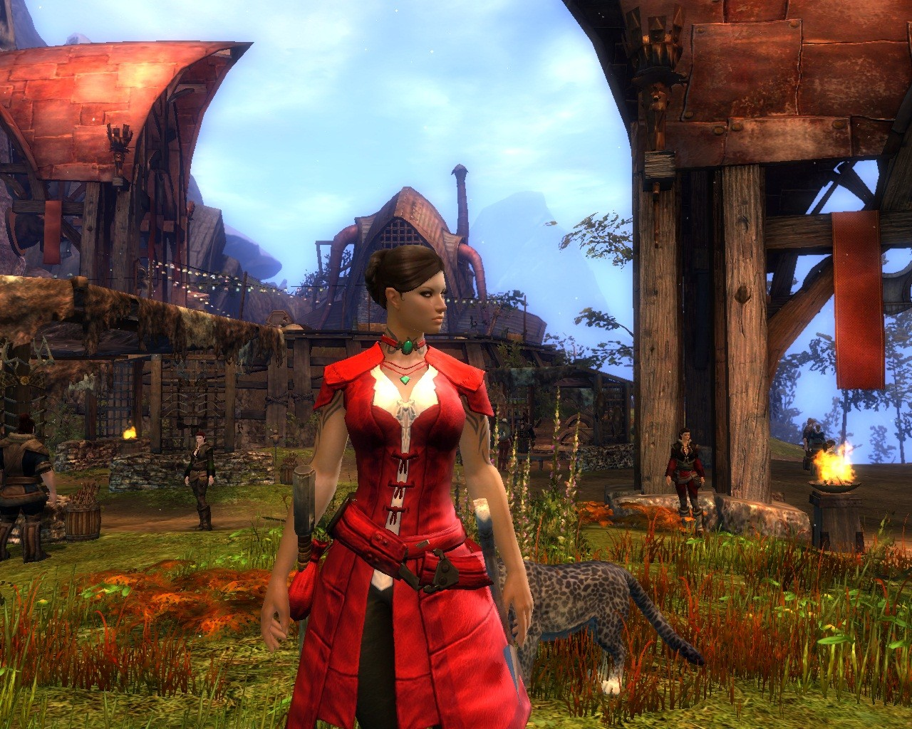Guild Wars 2 - My Beauty :)
