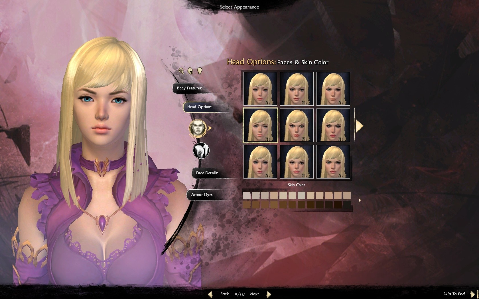 Guild Wars 2 - GW2 Character Creation