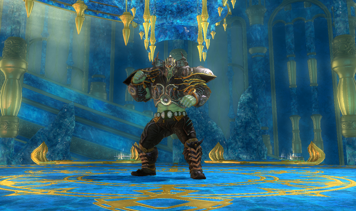 Final Fantasy XIV: A Realm Reborn - Incredible Hulk