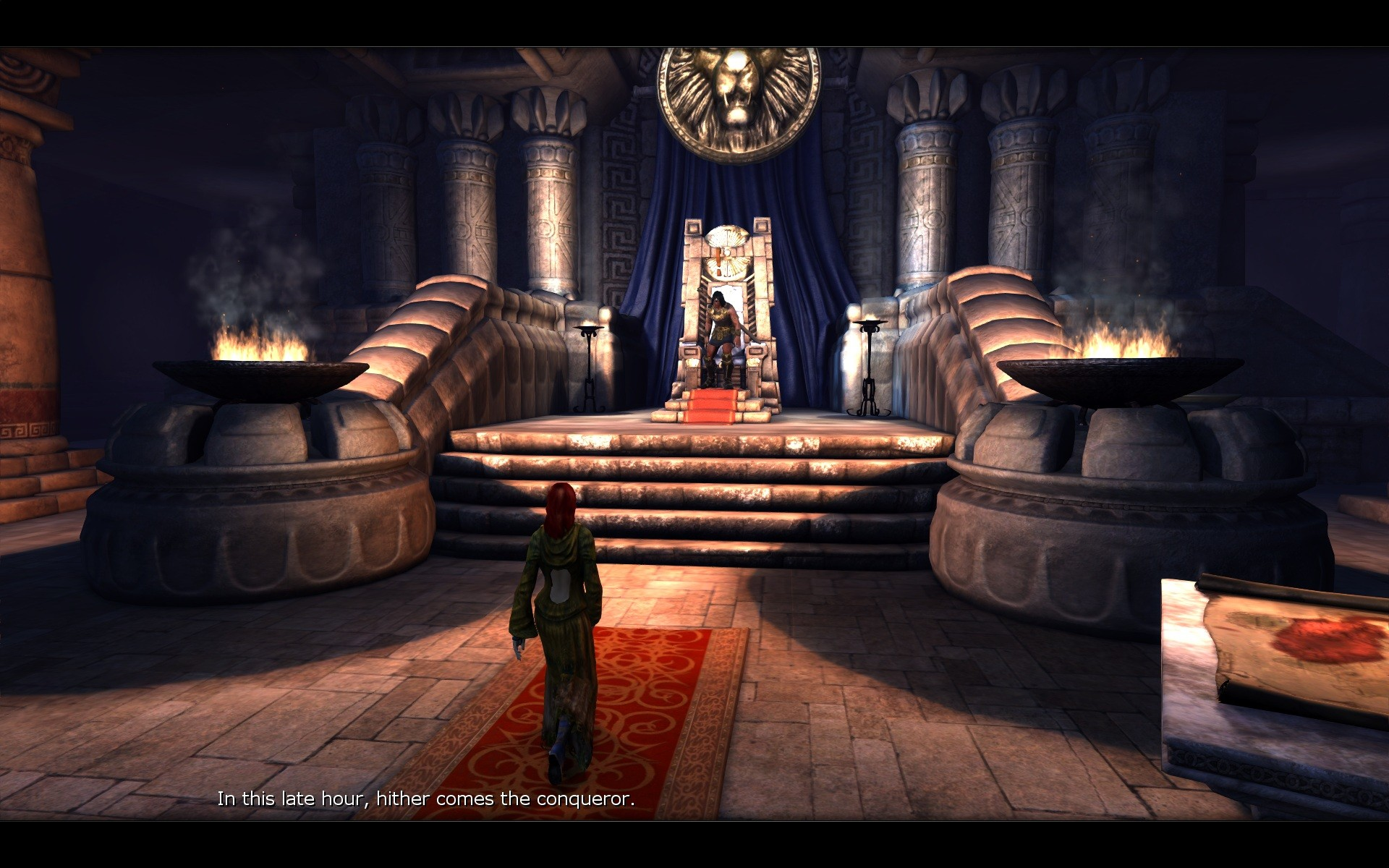 Age of Conan: Unchained - In this late hour, hither comes the conqueror