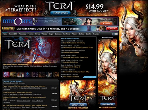 TerraWorld Online - Anyone for Tera?