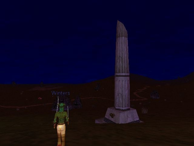 "EverQuest - ""Where are you?"" ""Overthere."" ""Over where?"" ""Dude, I'm in The Overthere."""