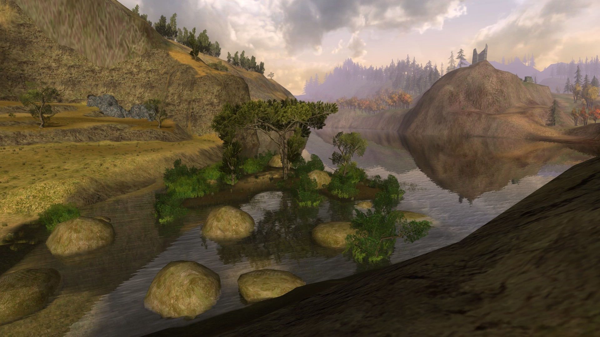 Lord of the Rings Online - Secluded Bay