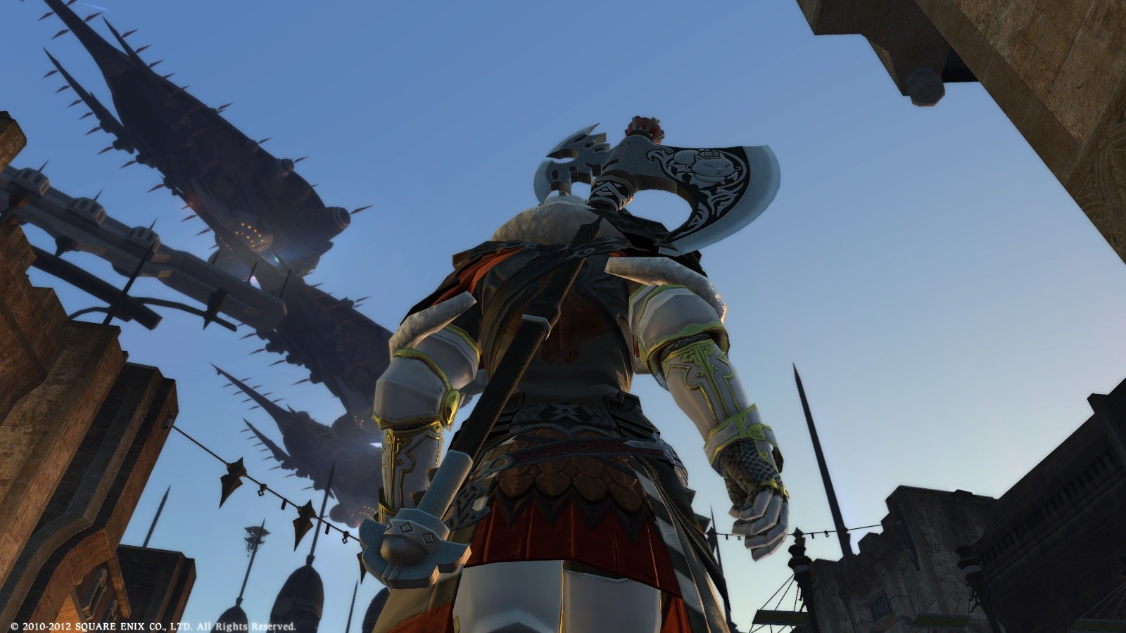 Final Fantasy XIV: A Realm Reborn - independence day