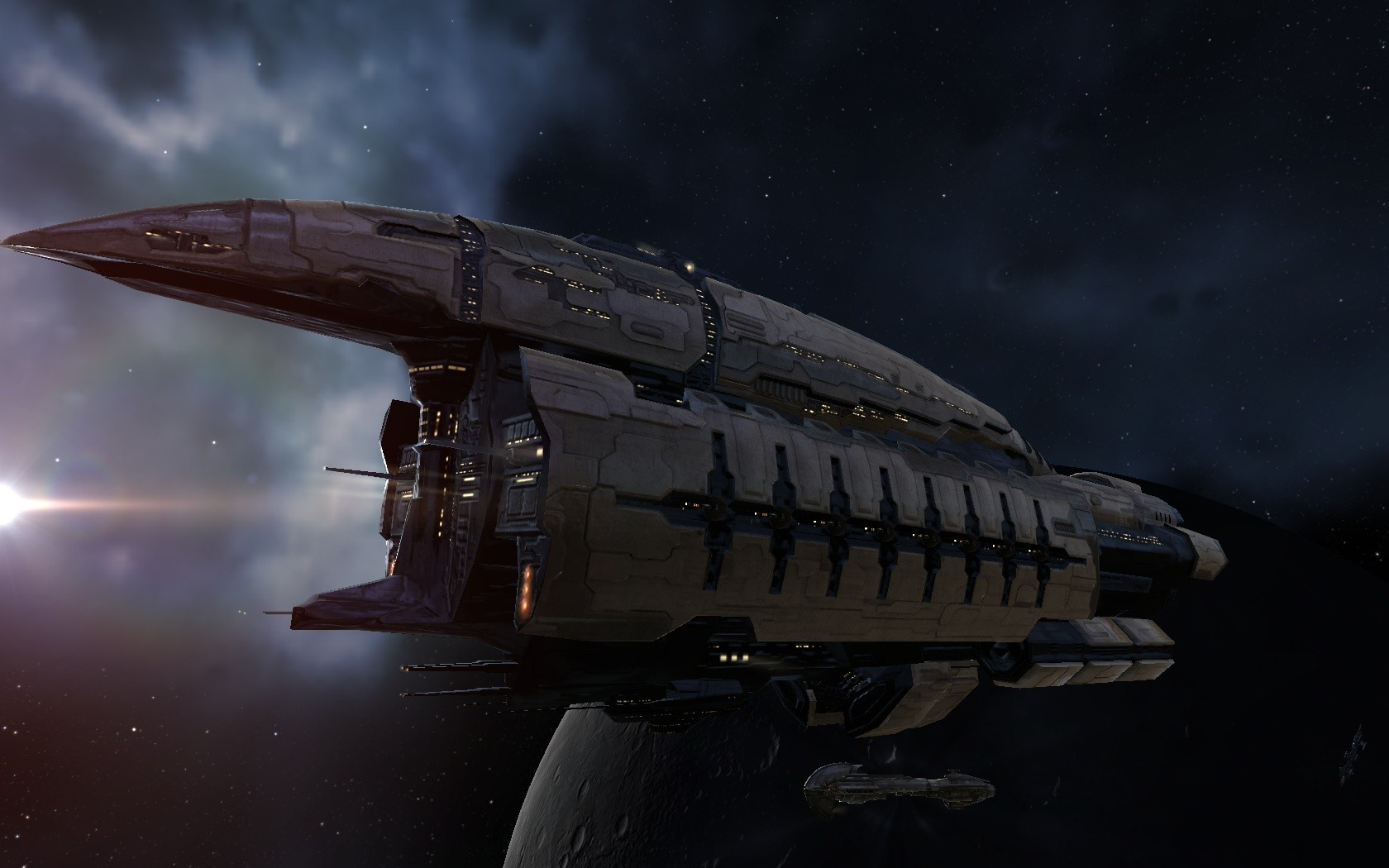 EVE Online - Abaddon all Hope