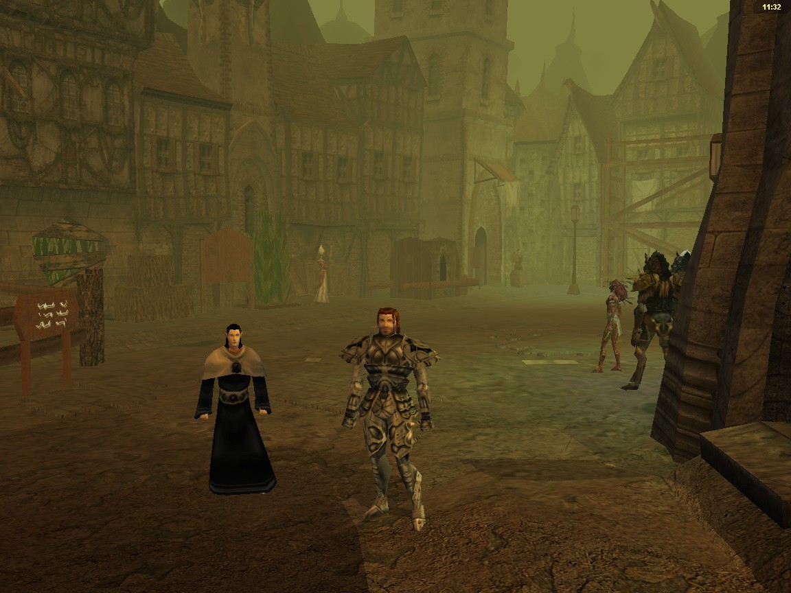 Neverwinter Nights 1 - Planescape setting