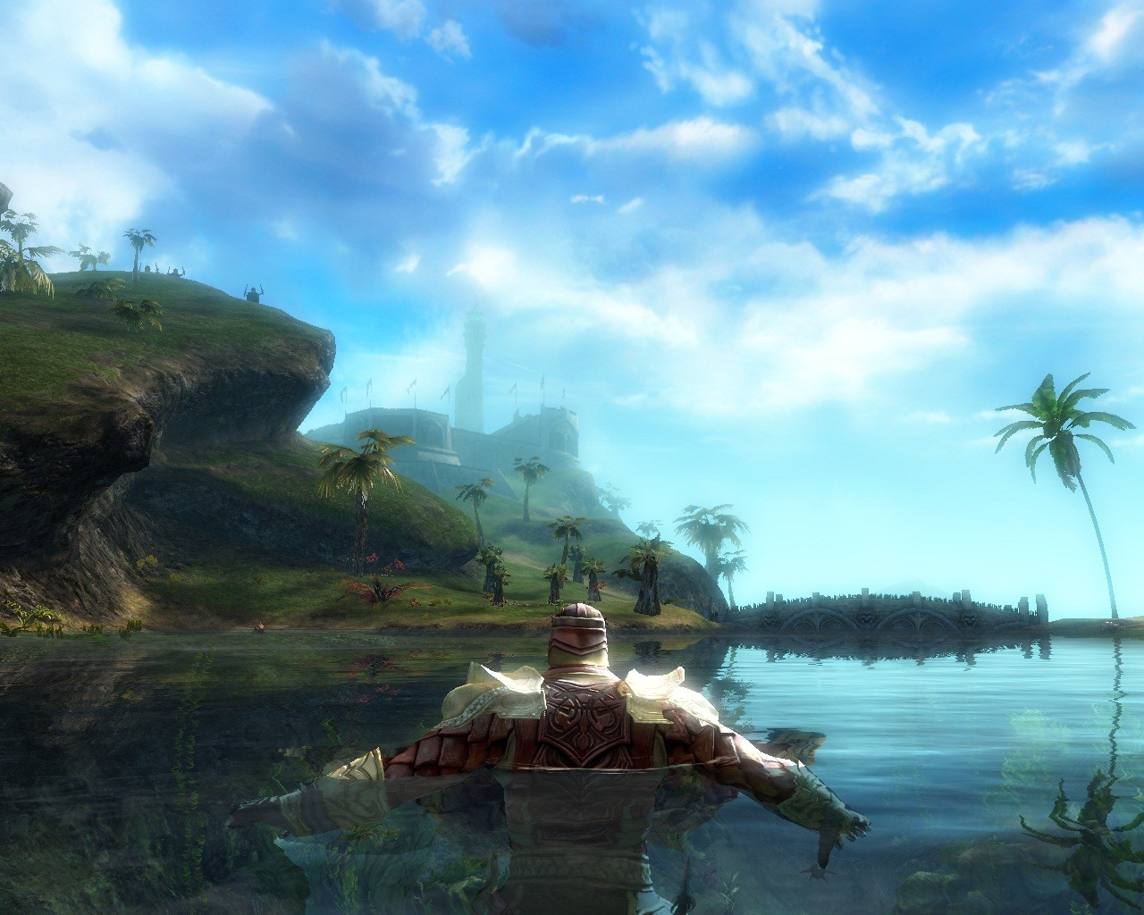 Guild Wars 2 - Oh! The views in GW2 ...