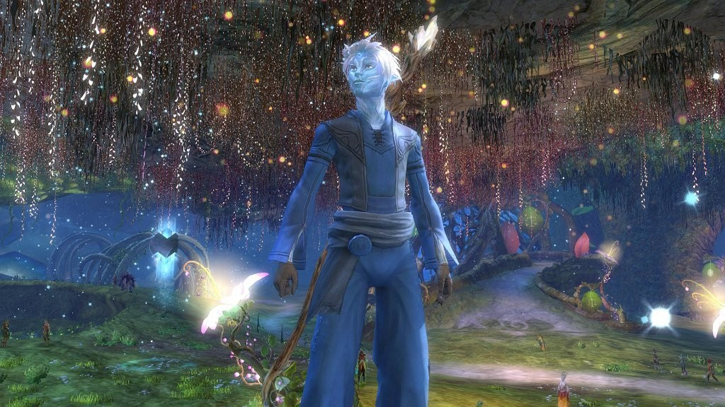 My Sylvari in The Grove