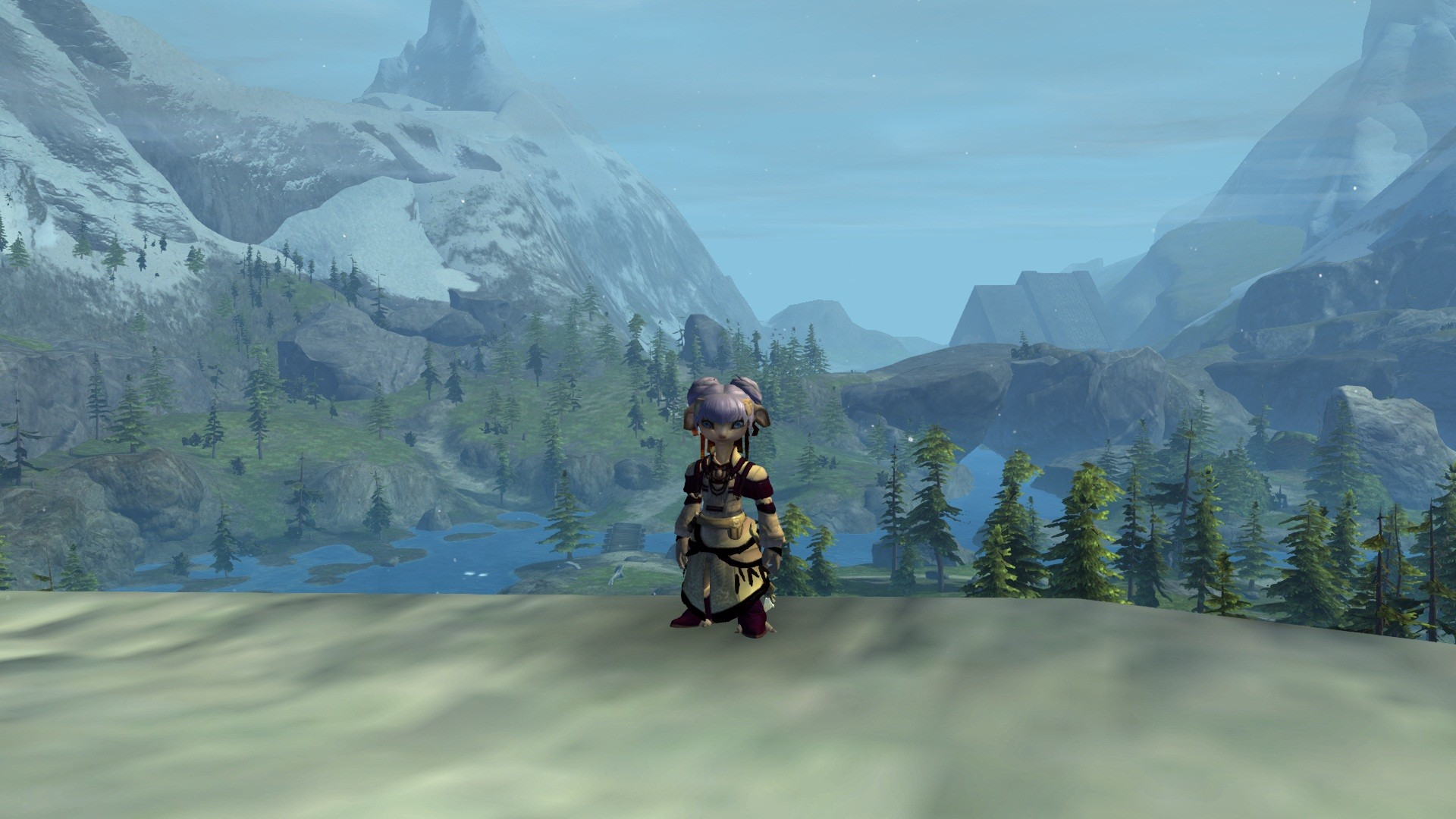 Guild Wars 2 - Just chillin!