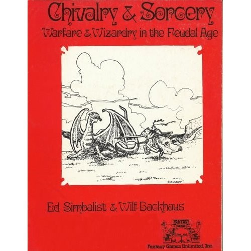 Chivalry and Sorcery 1st Edition