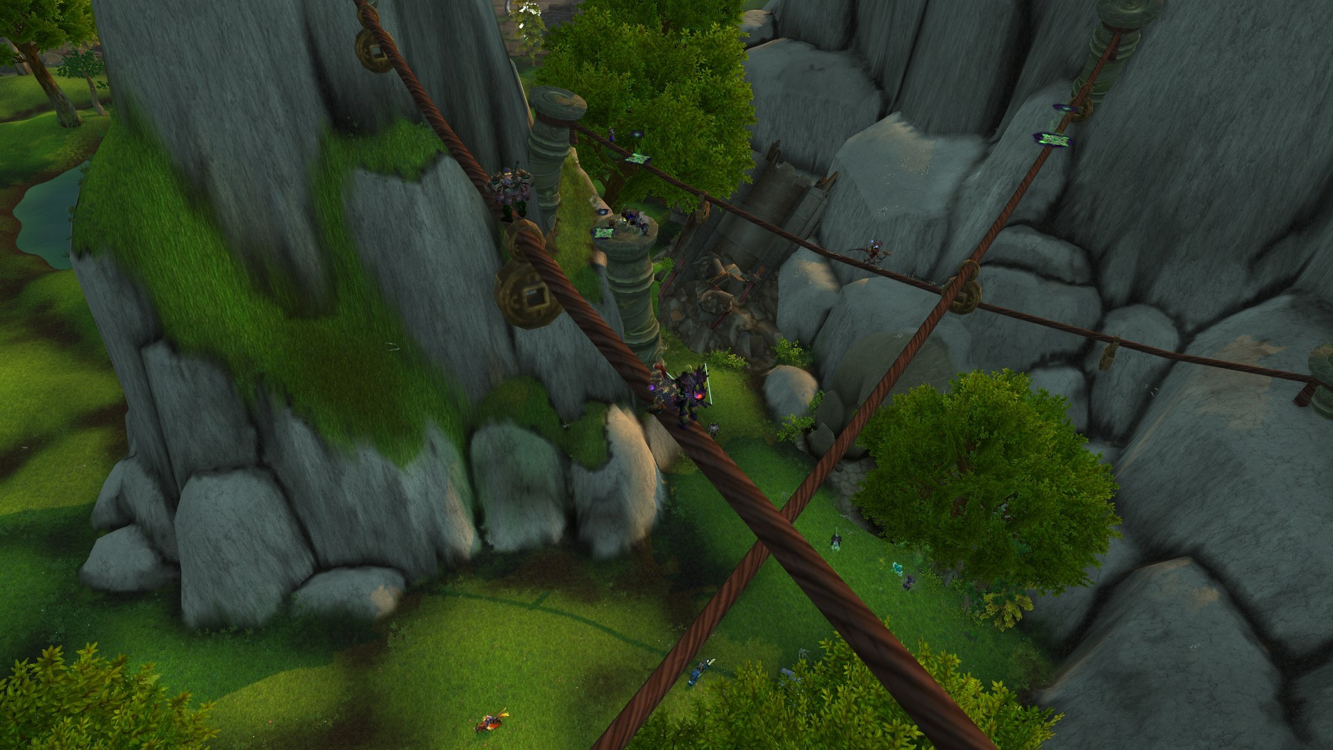 jumping sort of puzzle, timeless isle patch 5.4