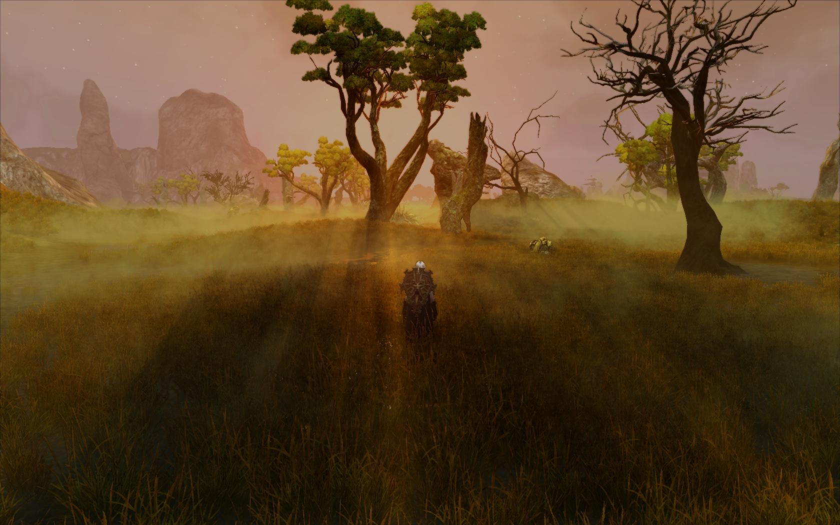 Age of Conan: Unchained - Foggy Swamp