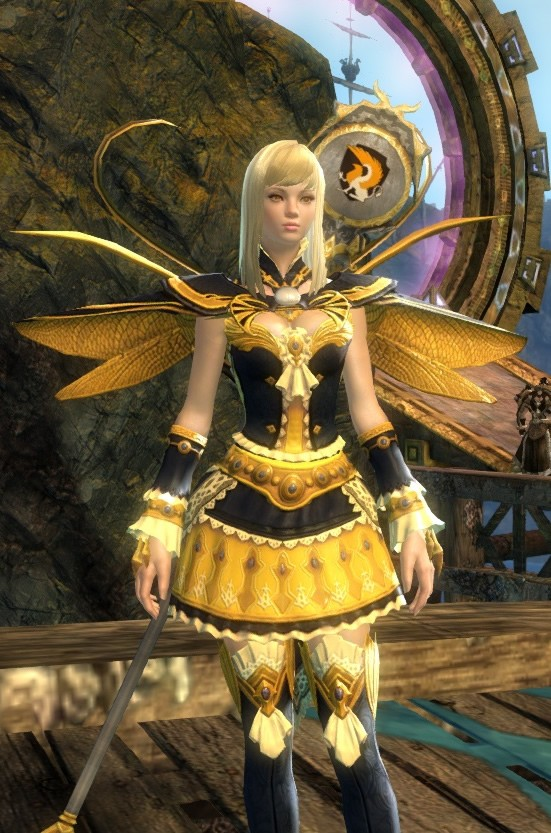 Guild Wars 2 - my main character