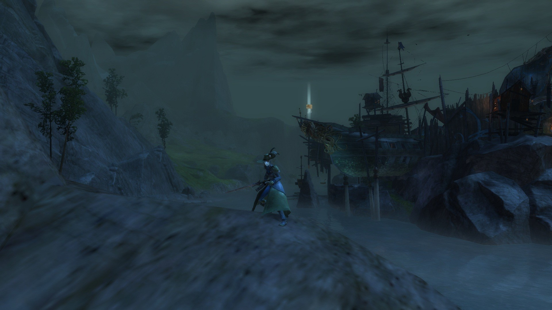 Guild Wars 2 - There be Pirates here