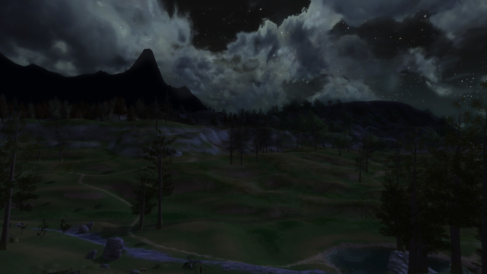 Lord of the Rings Online - Northern Enedwaith