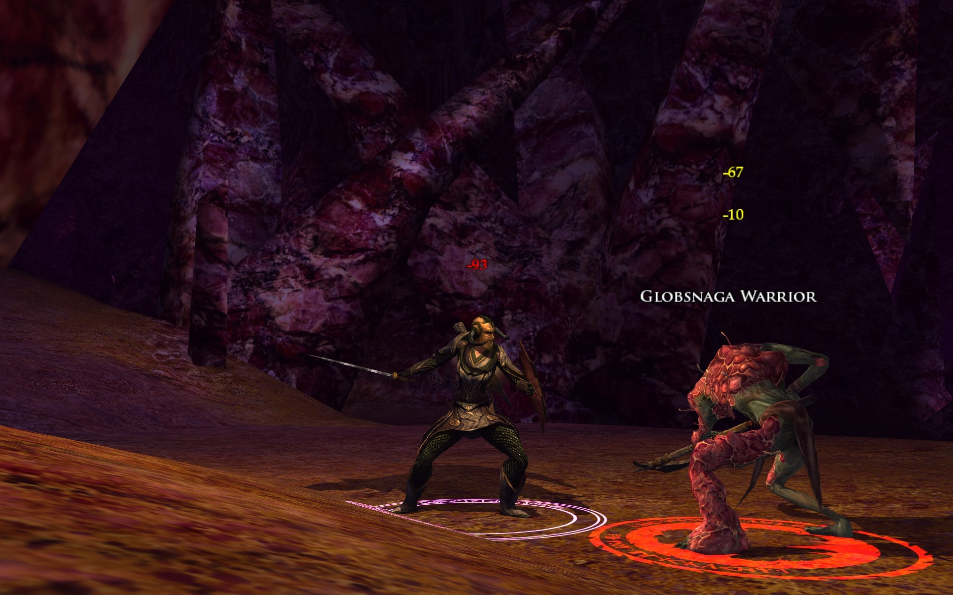 Lord of the Rings Online - Pandorah.Lotro.Fight1