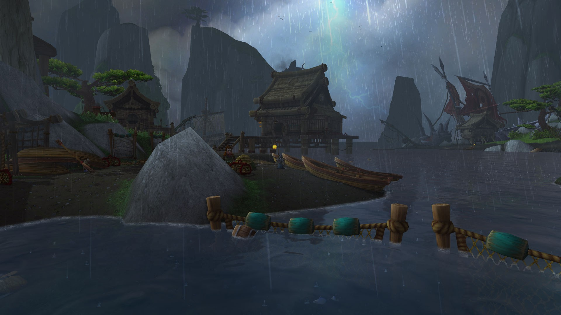 World of Warcraft: Mists of Pandaria - a storm is coming